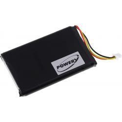 baterie pro Garmin Nüvi 65