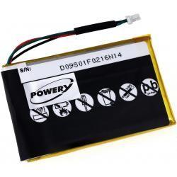 baterie pro GPS-aku Garmin Nüvi 285WT