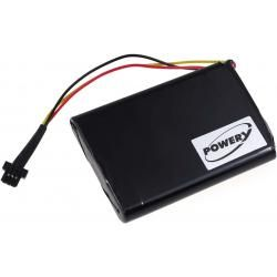 baterie pro GPS-Navigationsgerät TomTom Start XL