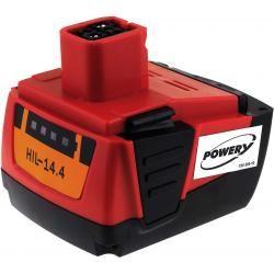 baterie pro Hilti příklepový šroubovák SFH 144-A