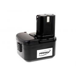 baterie pro Hitachi příklepový šroubovák WR 12DMR 2000mAh NiMH