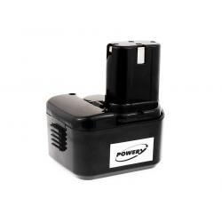 aku baterie pro Hitachi úhlový vrtací šroubovák DN 12DY 3000mAh NiMH