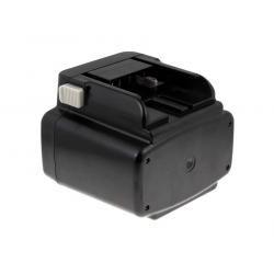 baterie pro Hitachi vrtací kladivo DV24DV 2000mAh NiMH