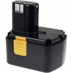 aku baterie pro Hitachi vrtací šroubovák DS14 3000mAh NiMH