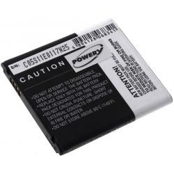 baterie pro LG Optimus 4G LTE