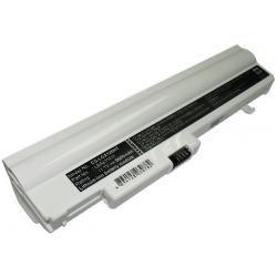 baterie pro LG X120-G bílá 6600mAh