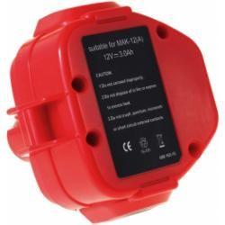 baterie pro Makita příklepový šroubovák 8280DWALE 3000mAh