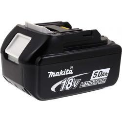 baterie pro Makita příklepový šroubovák BHP453 5000mAh originál
