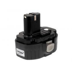 aku baterie pro Makita příklepový vrtací šroubovák 8444DWFE 3000mAh japonské články
