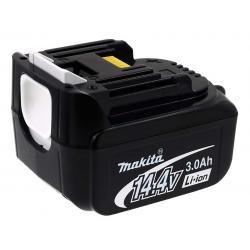 baterie pro Makita radio DMR105 3000mAh originál