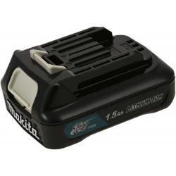 baterie pro Makita radio DMR107 1500mAh originál