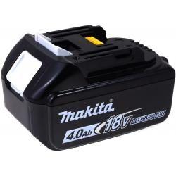 baterie pro Makita Typ BL1830 s LED 4000mAh originál