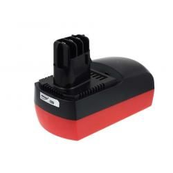 baterie pro Metabo akuchrauber BSZ 18 Impuls