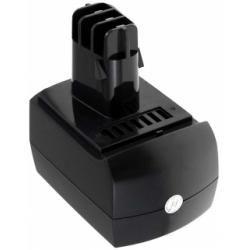 aku baterie pro Metabo příklepová vrtačka SSB12