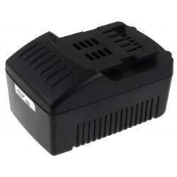 baterie pro Metabo příklepový šroubovák SSW 18 LT/LTX 4000mAh