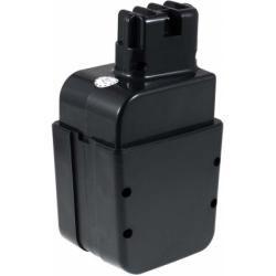 aku baterie pro Metabo ruční svítilna HL A15 (nožové kontakty)