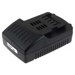 baterie pro Metabo šavlovitá pila ASE 18 LTX 1500mAh