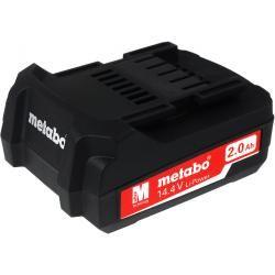 baterie pro Metabo šroubovák BS 14.4 LTX Impuls originál