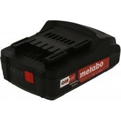 baterie pro Metabo šroubovák BS 18 LTX
