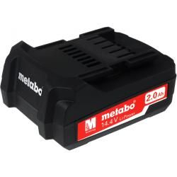 baterie pro Metabo Universal lampa ULA 14.4-18 originál