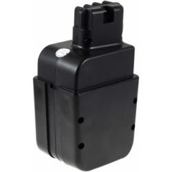 baterie pro Metabo vrtací kladivo Bh EA 12S-R+L (ploché kontakty)