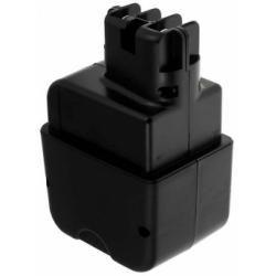 aku baterie pro Metabo vrtací šroubovák BE A 9,6/ 2R+L2R 3000mAh NiMH