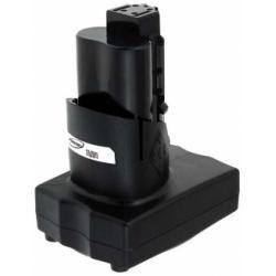 baterie pro Milwaukee akušroubovák C12 D
