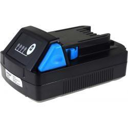 baterie pro Milwaukee Kompakt-šavlovitá pila C18 HZ 2000mAh