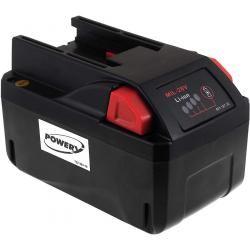 baterie pro Milwaukee úhlová bruska HD28 AG-125 4000mAh