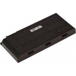 baterie pro MSI GT660/ GT670/ GT760/ Typ BTY-M6D