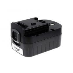baterie pro nářadí Black & Decker šroubovák HP146F2K NiMH