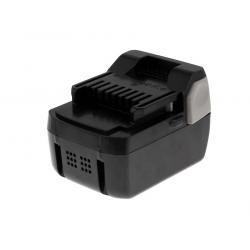 aku baterie pro nářadí Hitachi Gewindestangentrenner CL 14 DSL 4000mAh Li-Ion