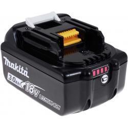aku baterie pro nářadí Makita Typ BL1830 (nahrazuje L1851) 3000mAh originál