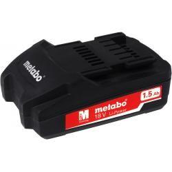 baterie pro nářadí Metabo nožová pilka STA 18 LTX originál