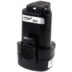 aku baterie pro nářadí Metabo PowerMaxx 12