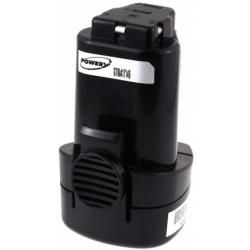 baterie pro nářadí Metabo PowerMaxx 12 Basic