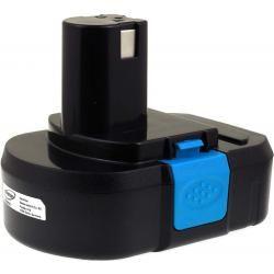 baterie pro nářadí Ryobi Typ 130111073