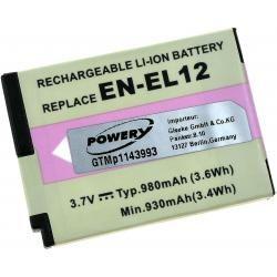 baterie pro Nikon Typ EN-EL12