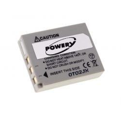 baterie pro Olympus Stylus Verve Digital 5