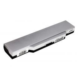 baterie pro Packard Bell R1000 stříbrná