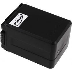 baterie pro Panasonic HDC-SD100