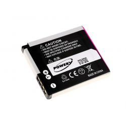 baterie pro Panasonic Lumix DMC-FS37 Serie