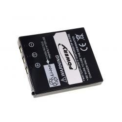 baterie pro Panasonic Lumix DMC-FX7 Serie