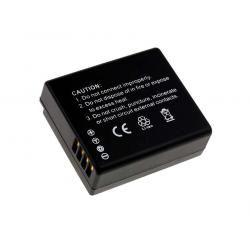 aku baterie pro Panasonic Lumix DMC-GF3CK