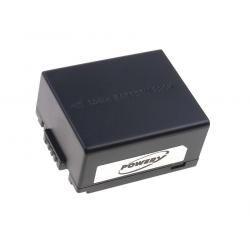 baterie pro Panasonic Lumix GF1
