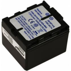 baterie pro Panasonic NV-GS70A-S 1440mAh