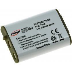 baterie pro Panasonic Typ HHR-P103