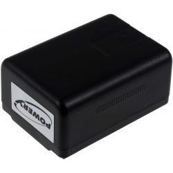 aku baterie pro Panasonic Typ VW-VBT190 (pouze pro HC-V110, HC-V130 a HC-V710)