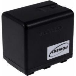 baterie pro Panasonic Typ VW-VBT380 (jen pro HC-V110, HC-V130 a HC-V710) 3000mAh