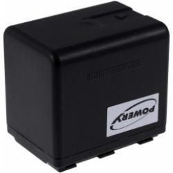aku baterie pro Panasonic Typ VW-VBT380 (jen pro HC-V110, HC-V130 a HC-V710) 3400mAh